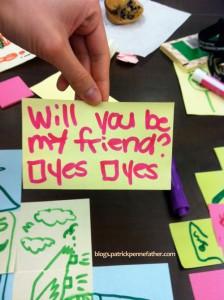 friendshipmultiplechoice